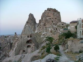 misteriosa, ciudad, subterranea, derinkuyu, turquia